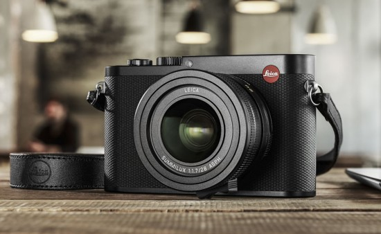 Leica Q compact full frame camera 1
