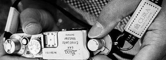 Sasurai-camera-straps for Leica