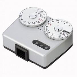 Voigtlander VC Speed Meter II silver