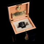 special edition Leica Noctilux f:1 lens with Elie Bleu humidor 2