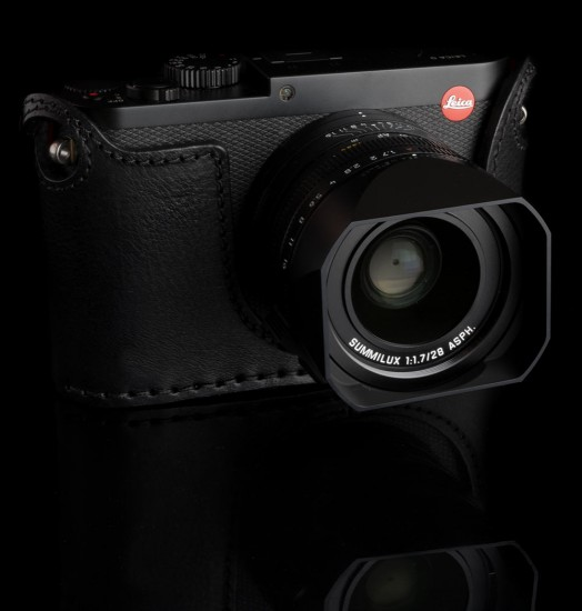 Angelo Pelle half cases for Leica Q camera 2
