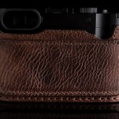 Angelo Pelle half cases for Leica Q camera 3
