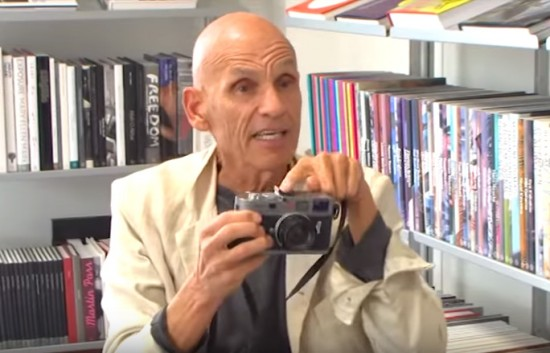 Joel Meyerowitz on why he is shooting with a Leica camera