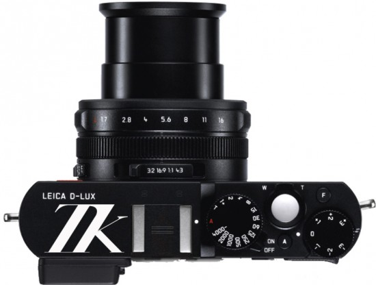 Leica D-LUX Rolling Stone 100th Anniversary Edition camera 1