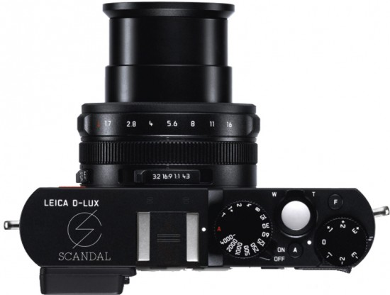 Leica D-LUX Rolling Stone 100th Anniversary Edition camera 3