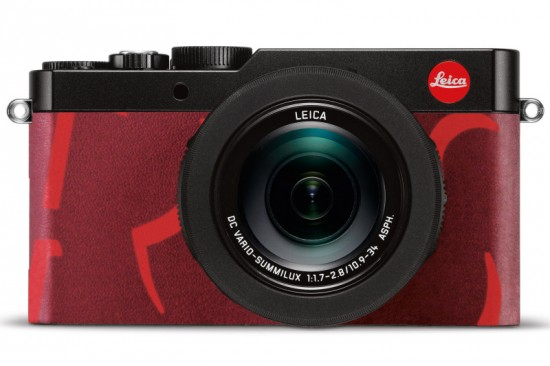 Leica D-LUX Rolling Stone 100th Anniversary Edition camera