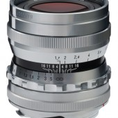Voigtländer 35mm f:1.7 Ultron VM lens for Leica M mount