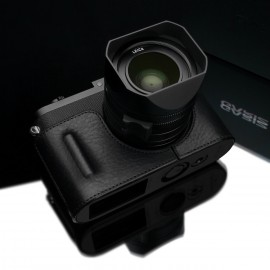 Gariz leather half case for Leica Q Typ 116 camera 1