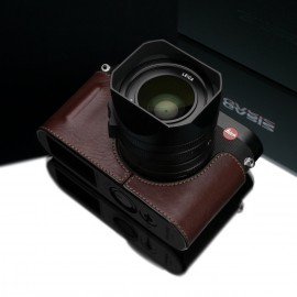 Gariz leather half case for Leica Q Typ 116 camera 6
