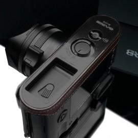 Gariz leather half case for Leica Q Typ 116 camera 7