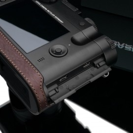 Gariz leather half case for Leica Q Typ 116 camera 8