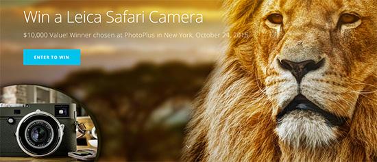 Leica-M-P-Safari-camera-set-giveaway-at-PhotoPlus-Expo