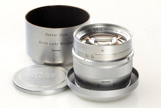 Hektor 2.5:12cm Prototype