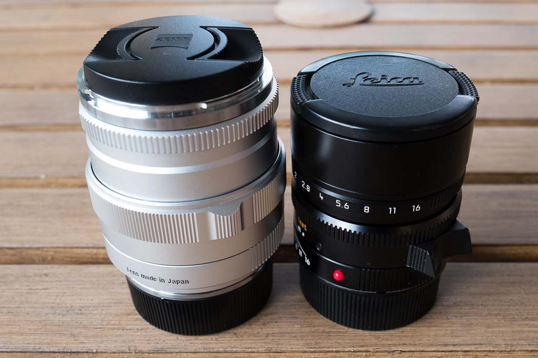 Striking a Balance: The Zeiss 35mm f/1 4 Distagon T* ZM