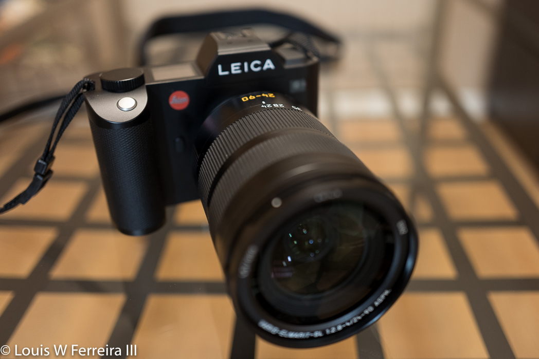 The Leica SL Typ 601 Camera Review: Leica Gambles Big ...