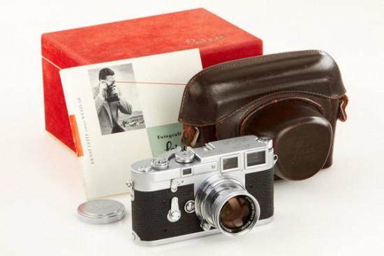 Leica M3 chrome