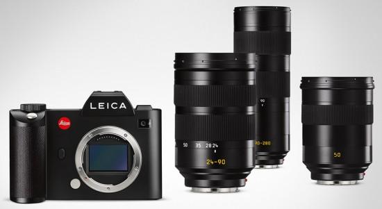 Leica-SL-Typ-601-camera-system