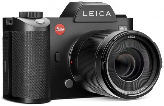 Leica-SL-Typ-601-mirrorless-full-frame-camera-35mm f:1.4 Summilux SL lens
