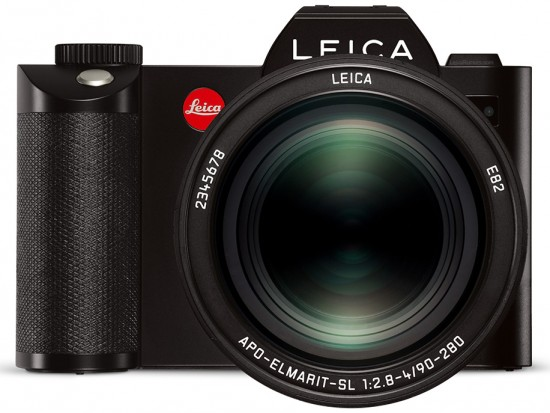 Leica-SL-Typ-601-mirrorless-full-frame-camera-APO Elmarit SL 90-280 f:2.8-4