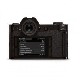 Leica SL Typ 601 mirrorless full frame camera LCD screen