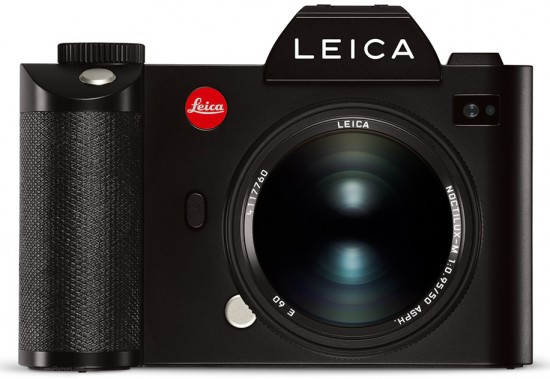 Leica-SL-Typ-601-mirrorless-full-frame-camera-Noctilux 50mm f:1