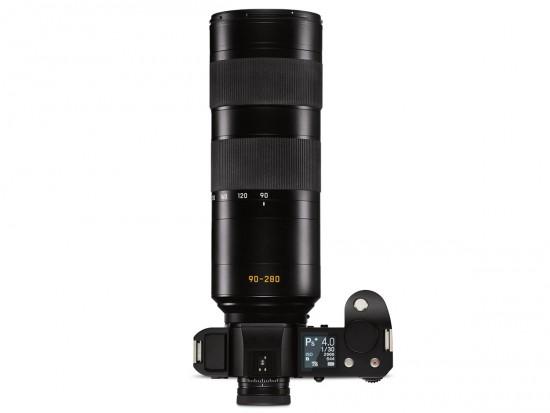 Leica SL Typ 601 mirrorless full frame camera