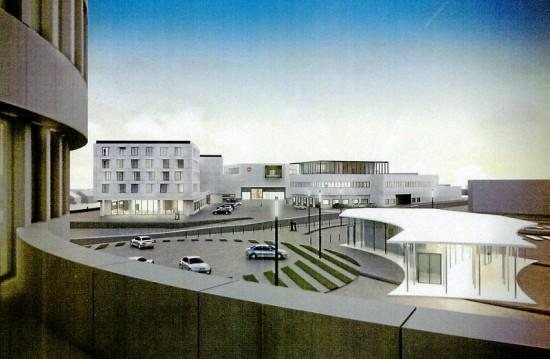 Leitz Park III project