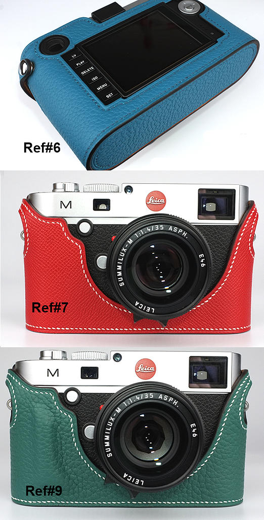 MGR Production released a new Ultra Fit leather case for Leica 5