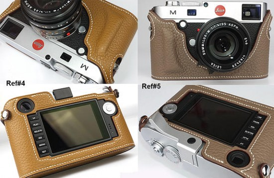 MGR Production released a new Ultra Fit leather case for Leica 6