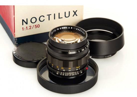 Noctilux 1.2:50mm