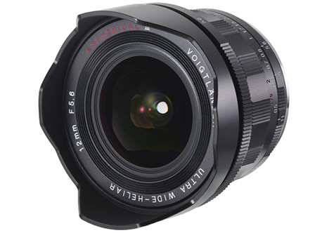 Image result for Voigtlander Ultra Wide-Heliar 12mm f/5.6 Aspherical III Lens for Sony E