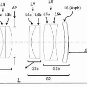 Leica 23mm f:2 ASPH lens patent