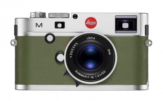 Leica-M-a-la-carte-silver-khaki
