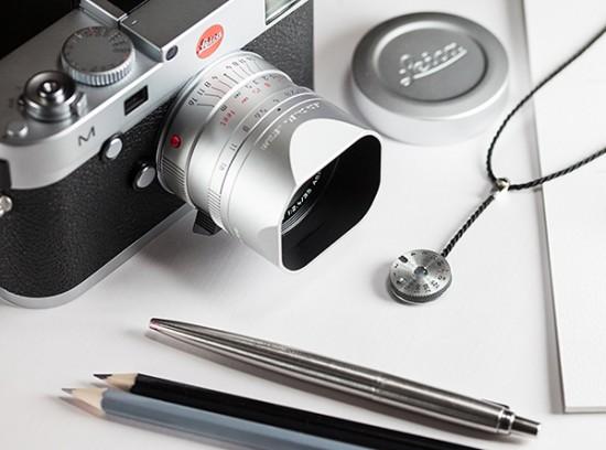 Leica themed jewelry by Markin