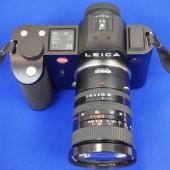 Novoflex lens adapter for Leica SL camera