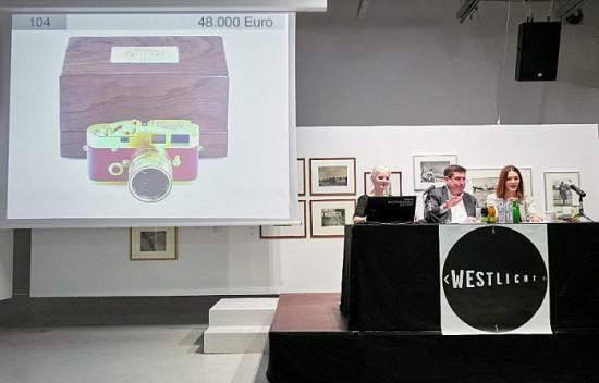 WestLicht Camera Auctions