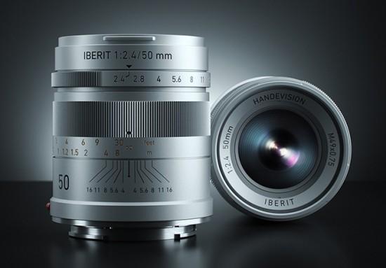 HandeVision-IBERIT-50mm-f_2.4-lens-silver
