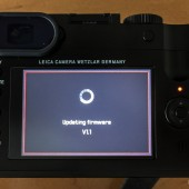 Leica Q Typ 116 firmware update version 1.1-1