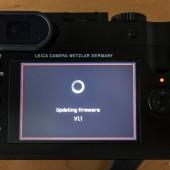 Leica Q Typ 116 firmware update version 1.1-1