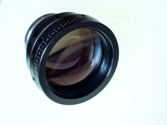 ExperimentalOptics 50mm f:0.75 lens for Leica M 5