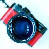 ExperimentalOptics 50mm f:0.75 lens for Leica M 6