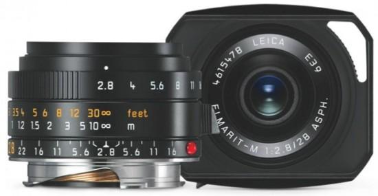 Leica-Elmarit-M-28mm-f2.8-ASPH-lens