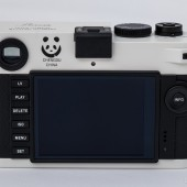 Leica M-P Panda limited edition camera-3
