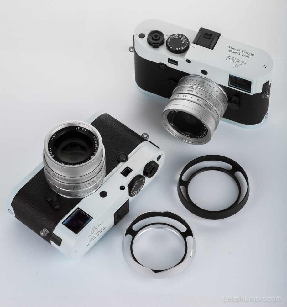 Leica M-P Panda limited edition camera-9