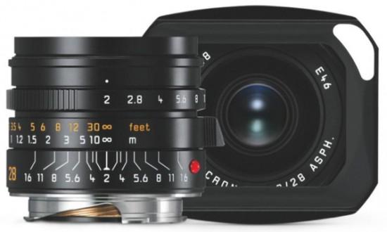 Leica-Summicron-M-28mm-f2-ASPH-lens