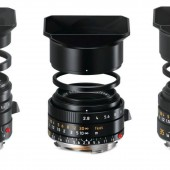 Leica introduces new generation of classic Leica M lenses with improved performance