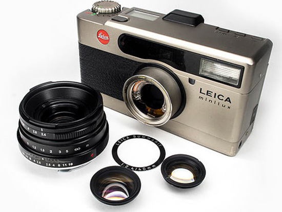 MGR-Production-Leica-Minilux-to-Leica-M-mount-lens-conversion-adapter