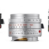 eica introduces three new M lenses with improved performance