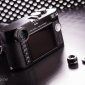 Bresson zoomable finder mounted