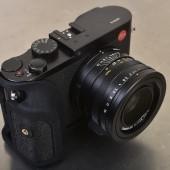 Leica Q multi-grip
